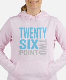 Twenty Six Point Two Marathon Motivation Sweatshir