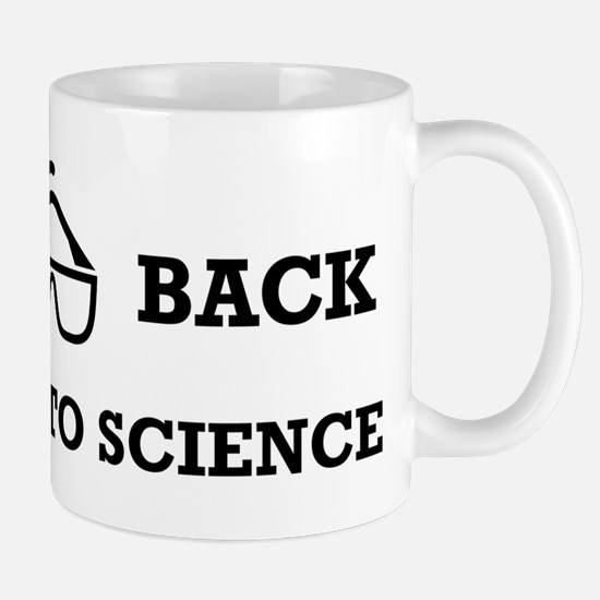 Stand Back I'm Trying To Science Mug