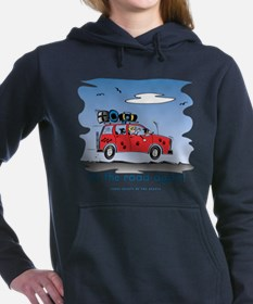 On the Road Again - Bright Sky Sweatshirt