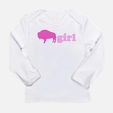 Buffalo girl Long Sleeve T-Shirt