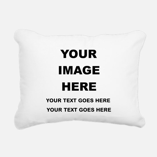 Your Photo and Text Here T Shirt Rectangular Canva