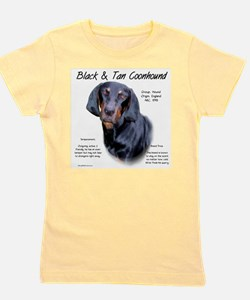Black & Tan Ash Grey T-Shirt