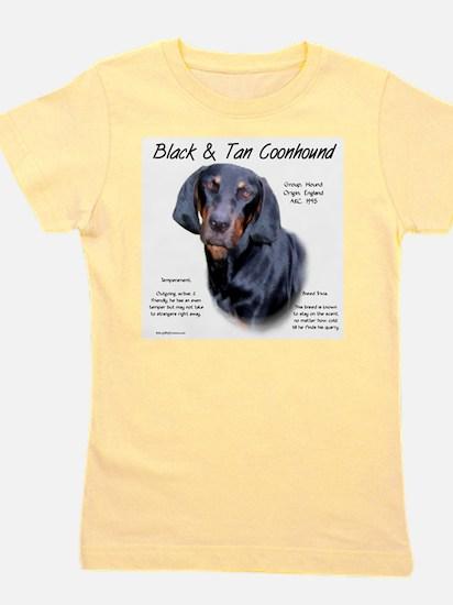 Black & Tan Ash Grey T-Shirt