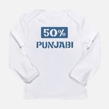50 Percent Punjabi Long Sleeve T-Shirt
