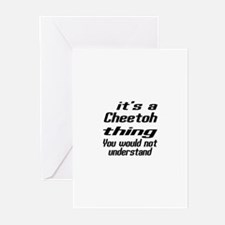 Cheetoh Thing You Would Greeting Cards (Pk of 10)