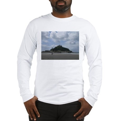 St. Michael's Mount, Cornwall Long Sleeve T-Shirt