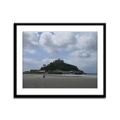 St. Michael's Mount, Cornwall Framed Panel Print