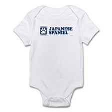 JAPANESE SPANIEL Infant Bodysuit