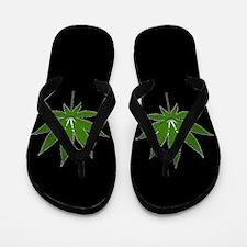 Cannabis Flip Flops