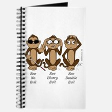 See No Evil Journal