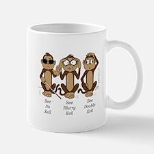 See No Evil Mugs