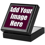 Upload image Keepsake Boxes