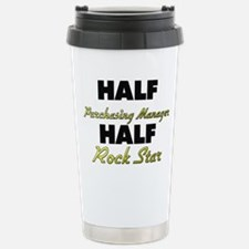Unique Rock star Travel Mug