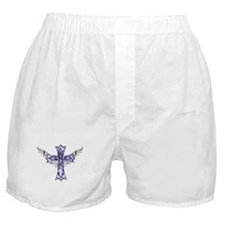 Tribal Cross Boxer Shorts