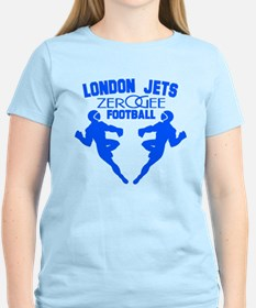 London Jets Zerogee Football T-Shirt