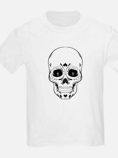 Candy Ass Sugar Skull T-Shirt