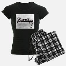 Karlie Classic Retro Name Des Pajamas