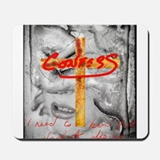 CONFESS Mousepad