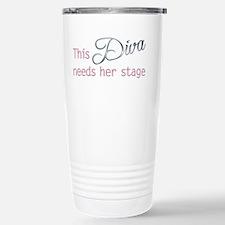 Funny Theatre broadway Travel Mug
