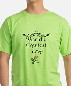 Worlds Greatest GMA T-Shirt