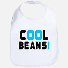 COOL BEANS! Baby Bib