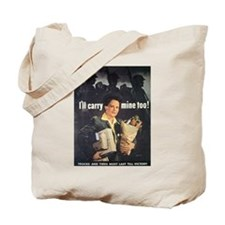 Carry Groceries Tote Bag