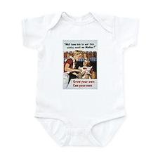 Grow Your Own Infant Bodysuit