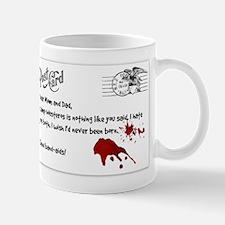 Camp Westeros Post Card Mugs