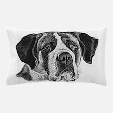St. Bernard Pillow Case