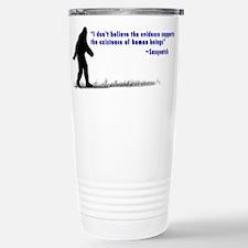 Monster humor Travel Mug