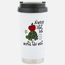 Cute Apple fruit Travel Mug
