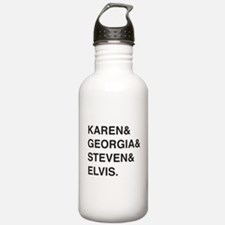 Karen & Georgia & Stev Water Bottle