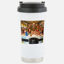 Last Supper Mania with The Dictatortots Travel Mug