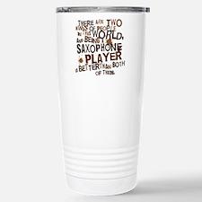 Cool Saxophone Travel Mug