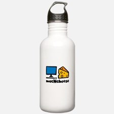 macNcheese Icons Water Bottle