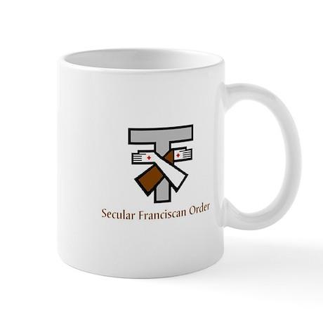 Franciscan Coffee Mug