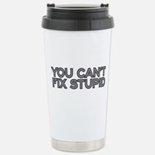 Funny Anti republican Travel Mug