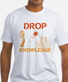 Drop Knowledge Value Tee T-Shirt