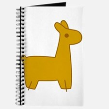 Mabel Llama Journal