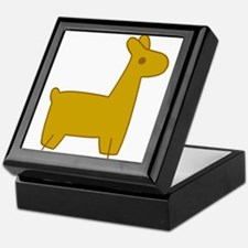 Mabel Llama Keepsake Box