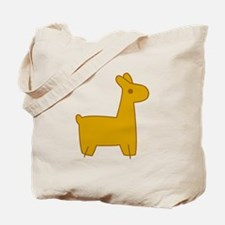 Mabel Llama Tote Bag