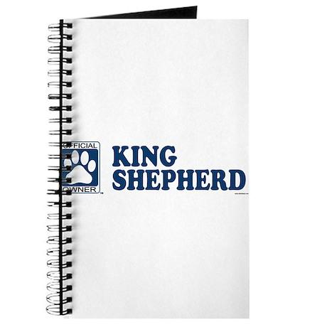 KING SHEPHERD Journal