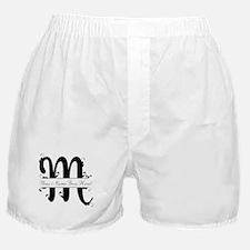 Monogram M Boxer Shorts