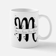 Monogram M Mugs