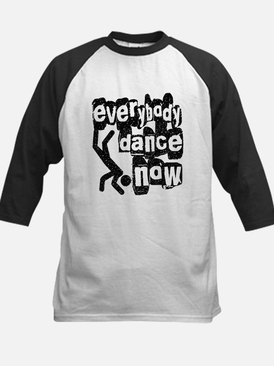 Everybody Dance Now Baseball Jersey