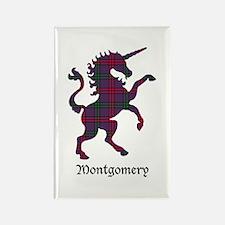 Unicorn - Montgomery Rectangle Magnet