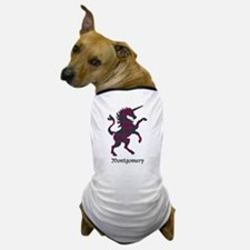 Unicorn - Montgomery Dog T-Shirt