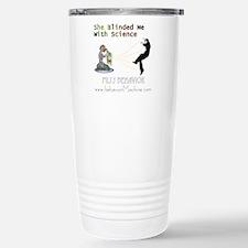 Funny Behavior Travel Mug
