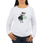 Irish Girl Women's Long Sleeve T-Shirt