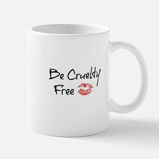 Be Cruelty Free Mugs